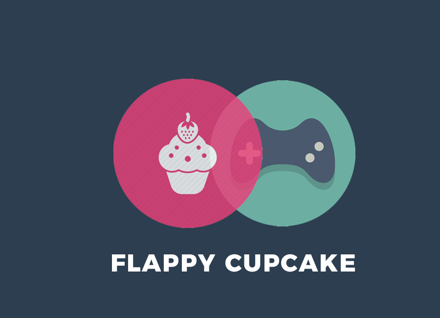 Flappy Cupcake game