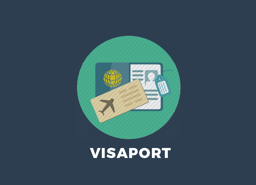 Visa port files